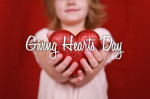 Giving Hearts Day – Happy Valentines Day