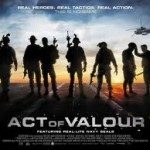 """Is being an involved dad an """"Act of Valor""""? We're on the big screen!"""