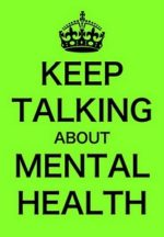 Mental Health – a personal struggle.
