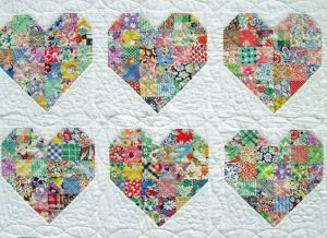 unfinished quilt tops: unraveled threads